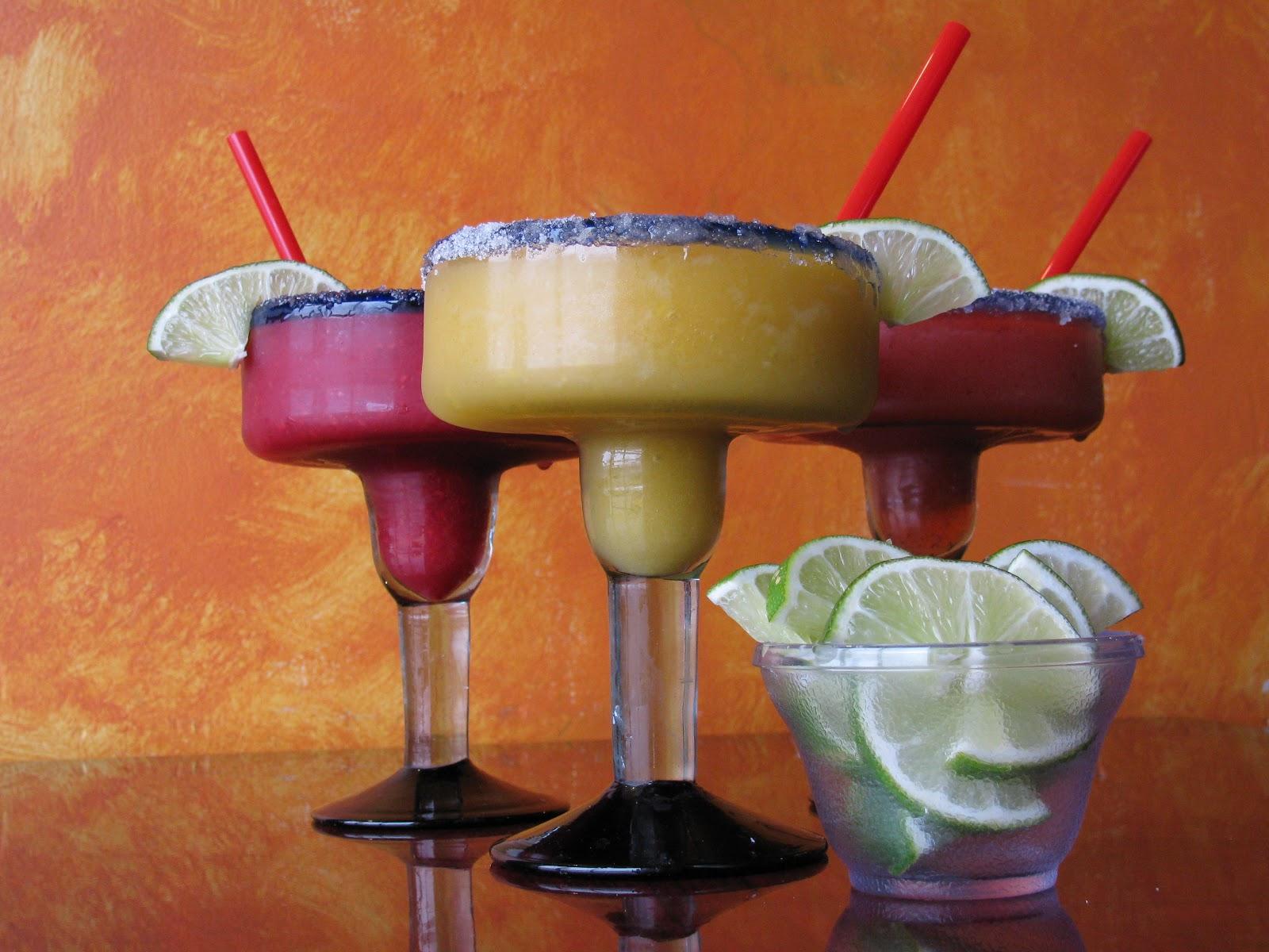 Frozen Margaritas in Dallas