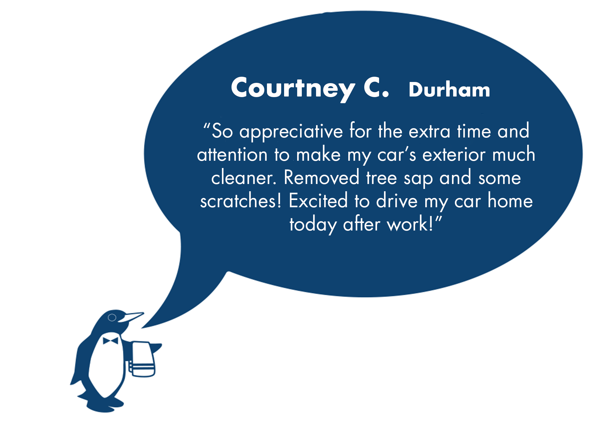 Courtney Review June Durham, NC