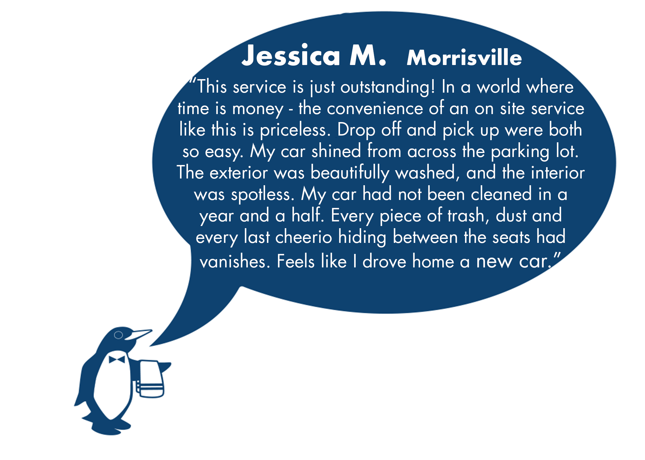 Jessica Review June Morrisville, NC