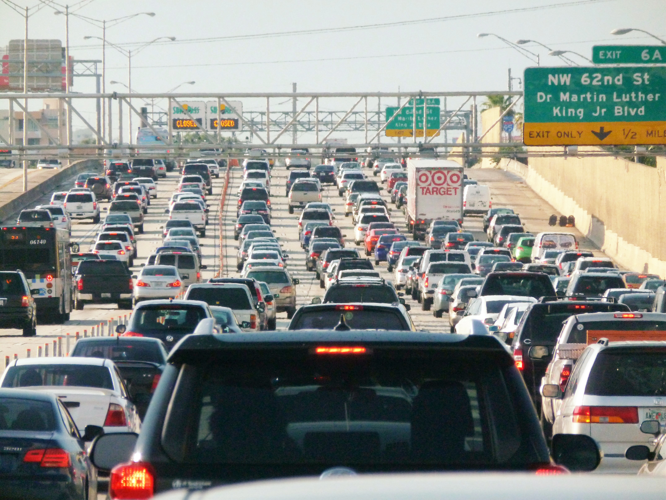 Holiday Heavy Traffic