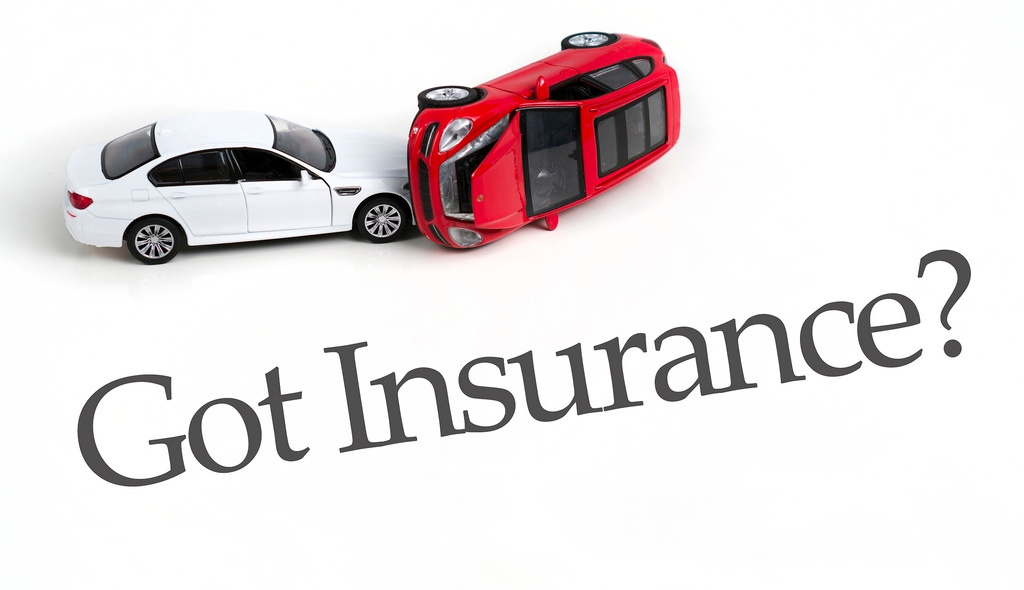 Car insurance graphic