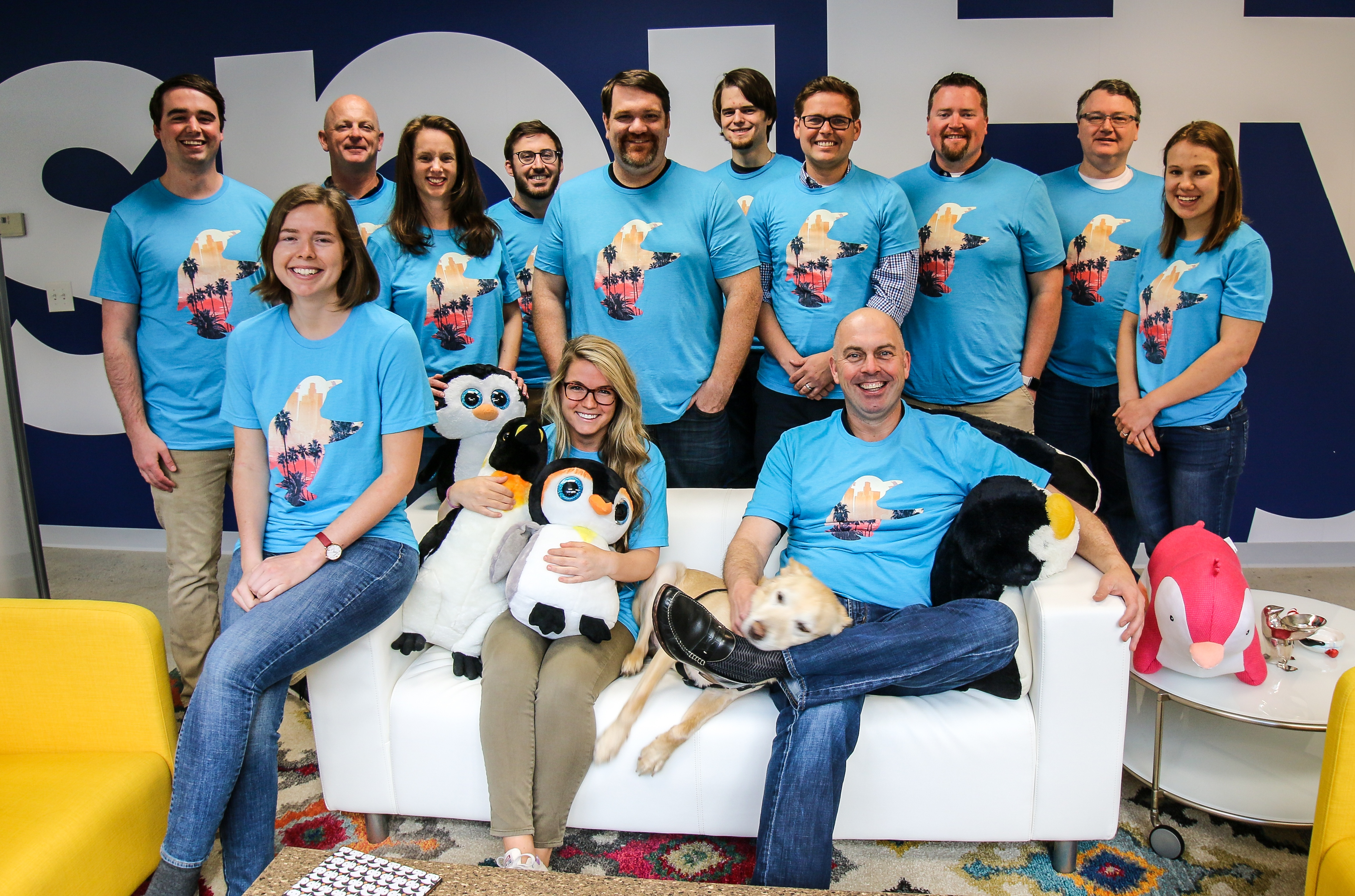 The Spiffy Team with Co founders Scot Wingo and Karl Murphy