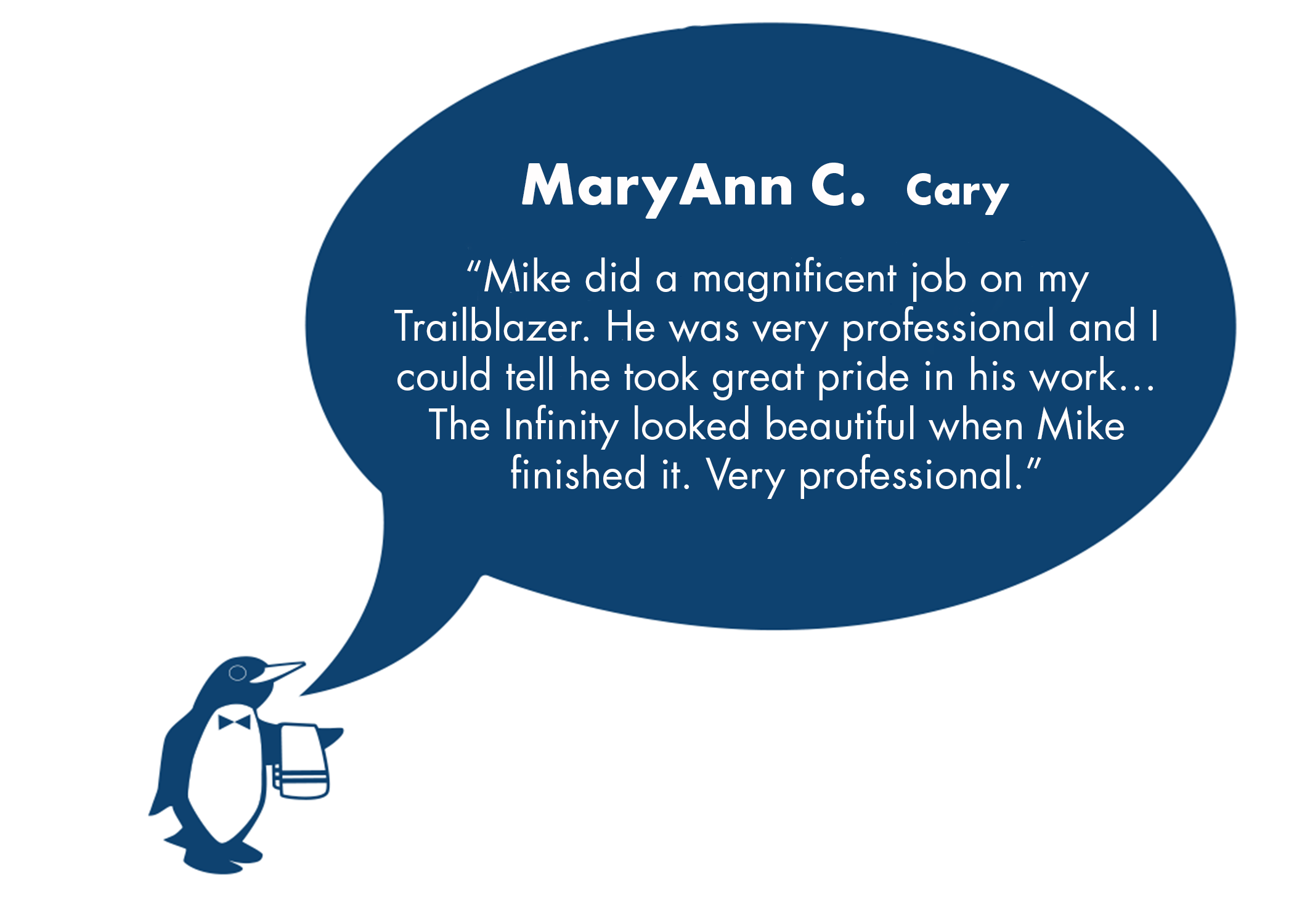 MaryAnn Review June Cary, NC