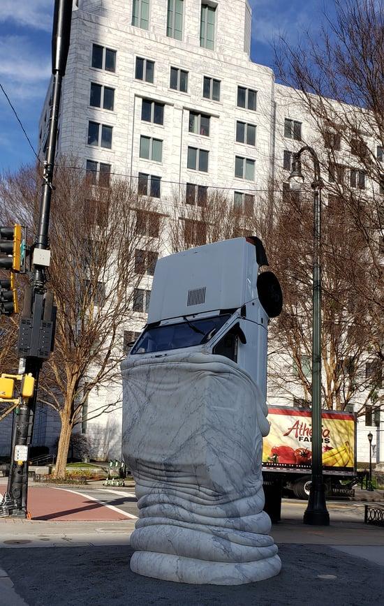 midtown sculpture
