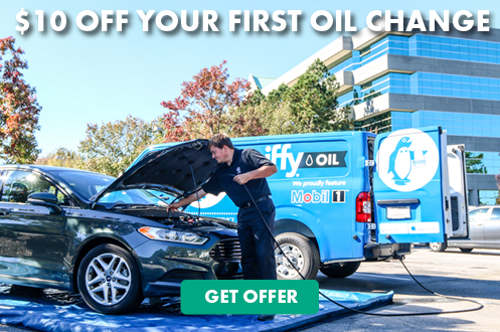 Discounted oil change