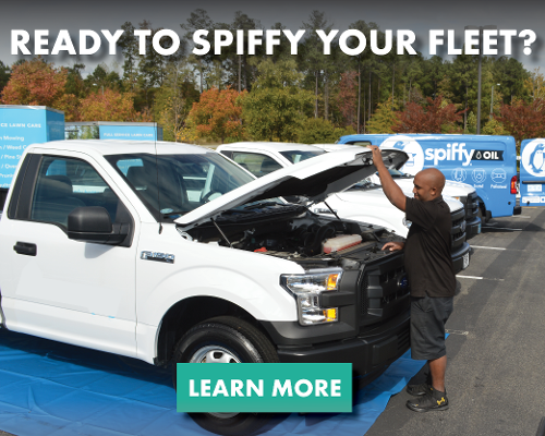 Fleet Care with Spiffy