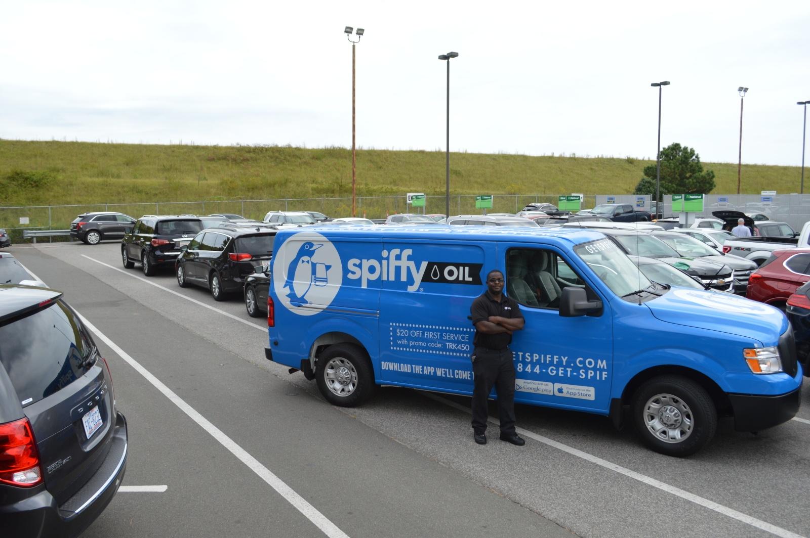Spiffy Mobile Fleet Care
