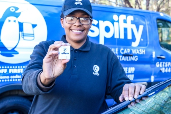 Spiffy Blue On-Board Diagnostics Solution